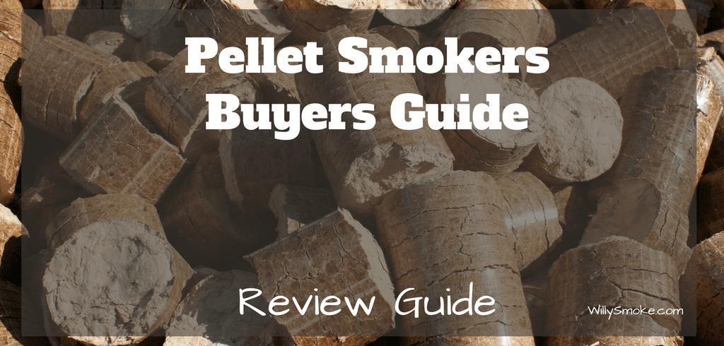 Pellet Smokers Buyers Guide
