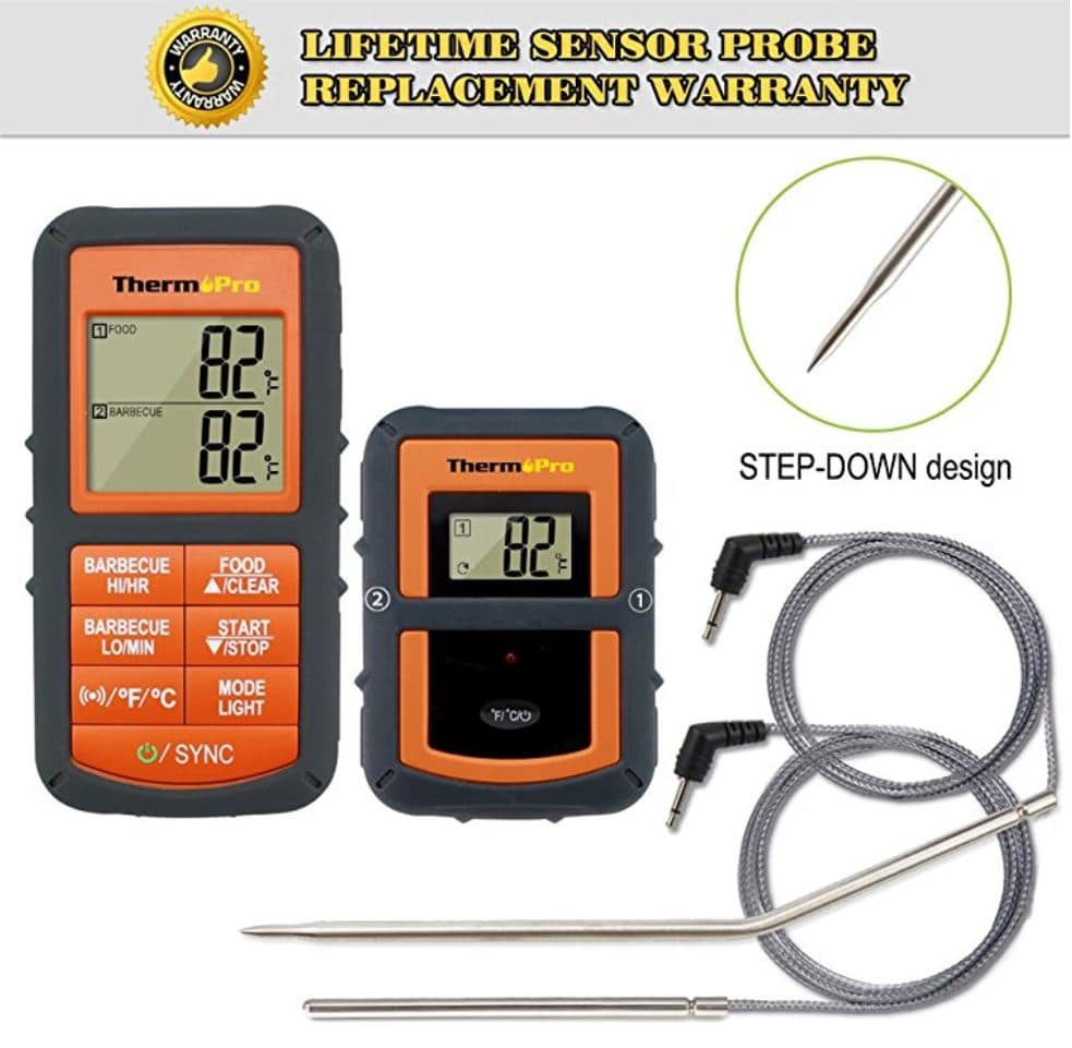 Best Smoker Thermometers Buyers Guide 2018
