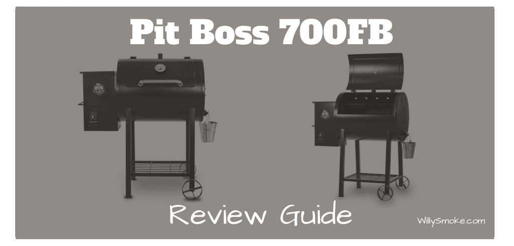 2018 Buyers Guide Pit Boss 700fb