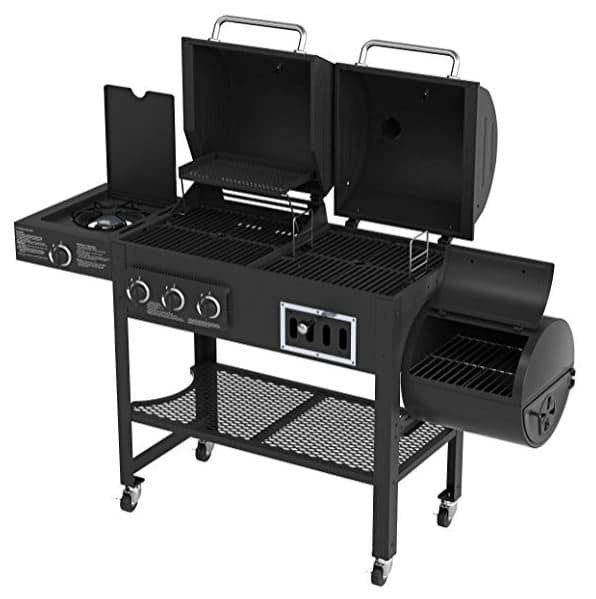 Best Grill Smoker Combo Complete Buyer S Guide For 2019