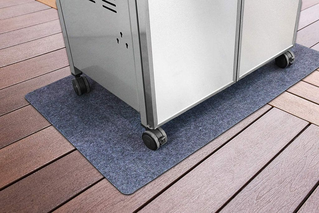 A Grill Mat Can Provide Protection From All Types Of Grease Splatter And Some Be Used On Variety Diffe Surfaces Without Sticking